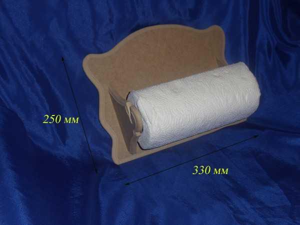 Держатель бумажных полотенец 3.028