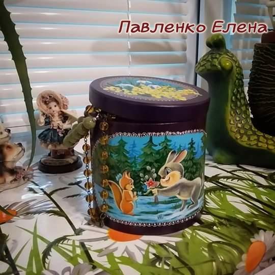 Шкатулка 1.029