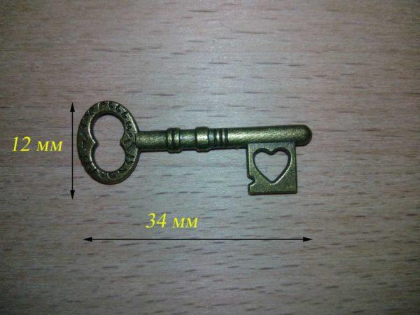 Декор Ключ 16.110