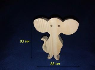 Фигурка мышь 12.094