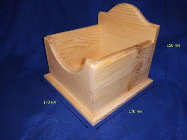 Короб для салфеток 21.128