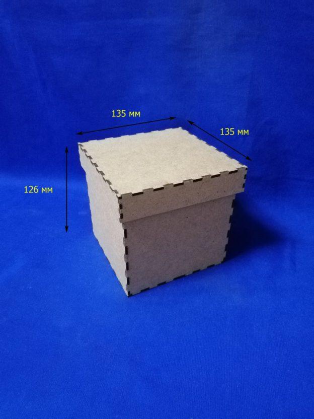 Коробок для шарика   диаметром 100 мм 24.095