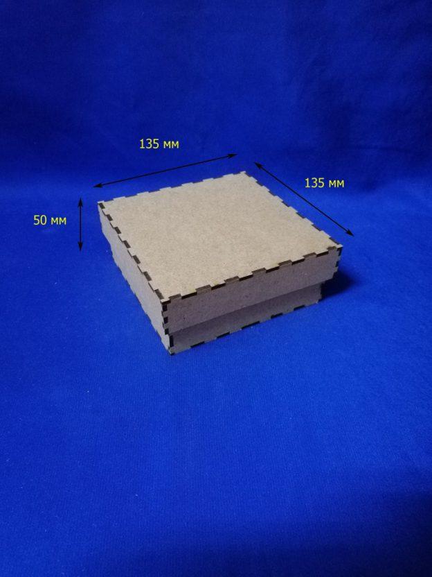 Короб для медальона  диаметром 100 мм 24.098