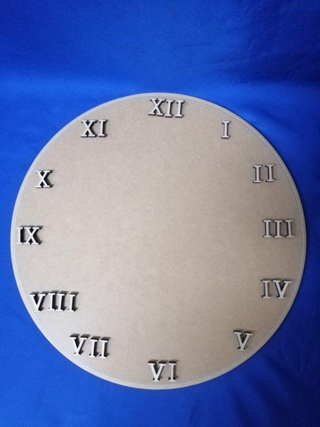 Набор римских цыфр  для часов 17.225