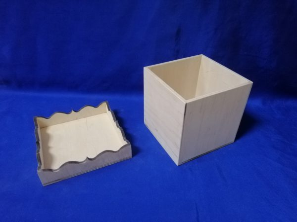 Подарочная коробка 17.258