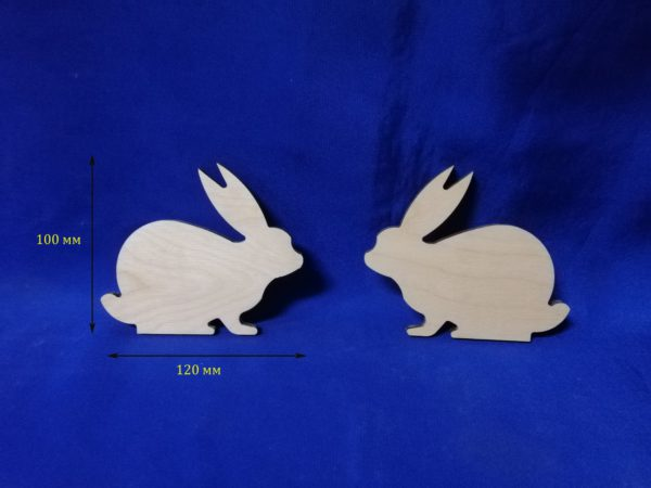 Фигурка кролик  17.286