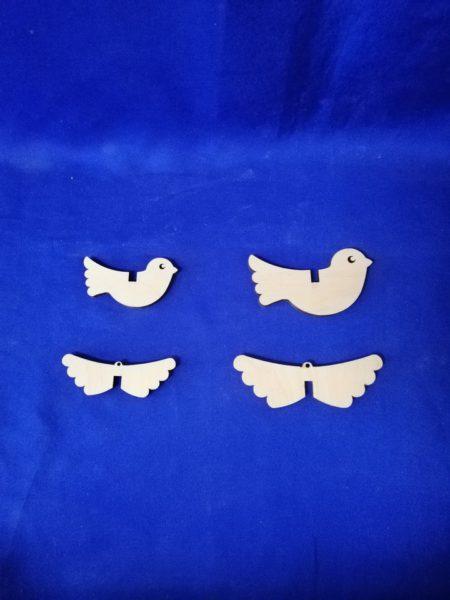 Набор птичек 17.298