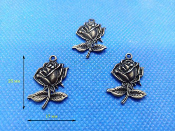 Декор роза16.51