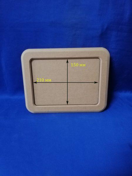 Панно рамка прямоугольная   25.062