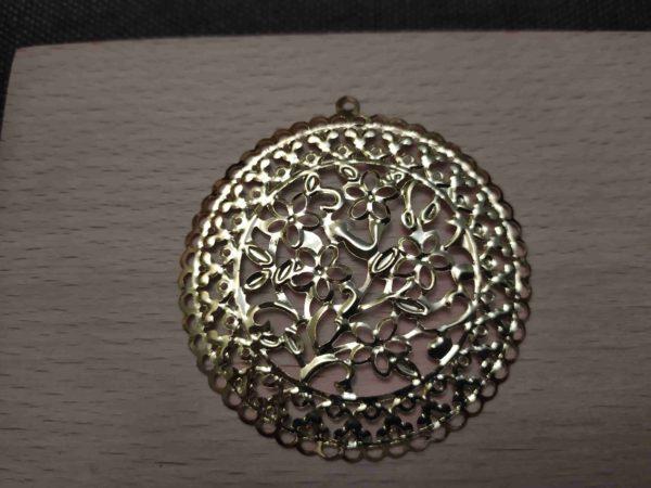 Декор металевий (золото)16.78