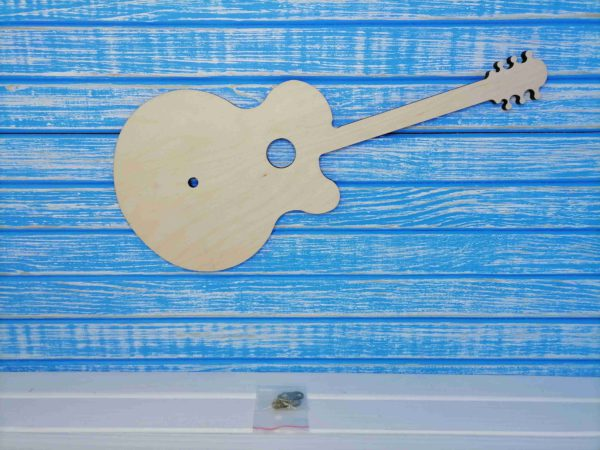 Годинник гітара 17.324